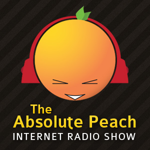 The Absolute Peach logo